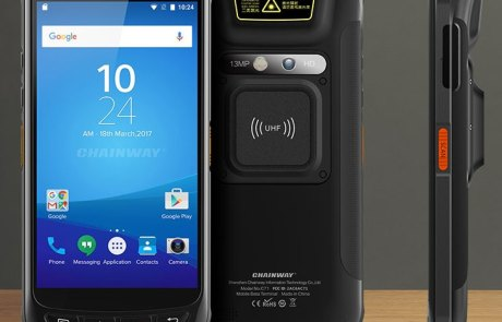 C71 - Android Industrial Mobile Computer RFID UHF - Primaria