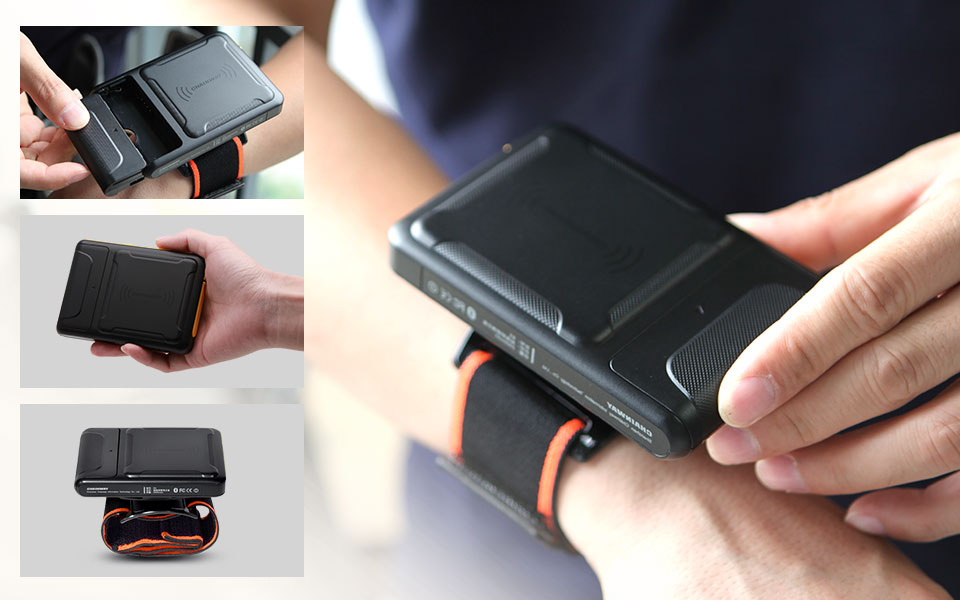 R5 - RFID UHF Wearable Reader