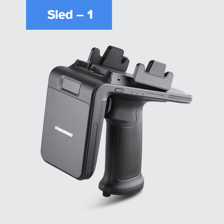 R6 - RFID UHF Sled Reader per smart-phone by RFID Global (0)