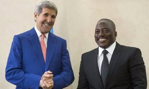 La RDC ne doit plus être le repère de groupes armés (John Kerry)