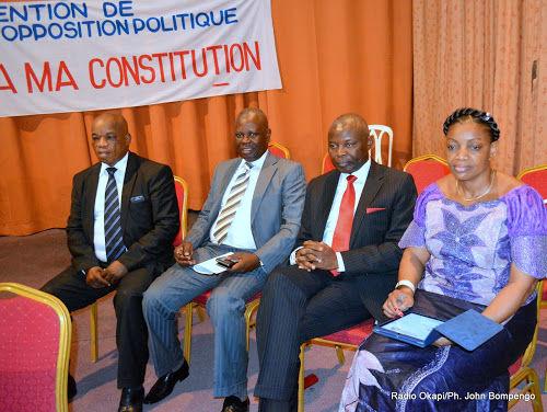 La Dynamique de l'opposition adhère au  Rassemblement