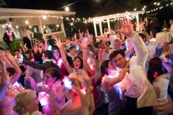 Dancing under the stars at Fairhope Inn and Restaurant