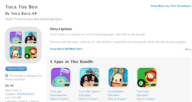 App Store Optimization: How the Top Apps Do It - Toca Toy Box