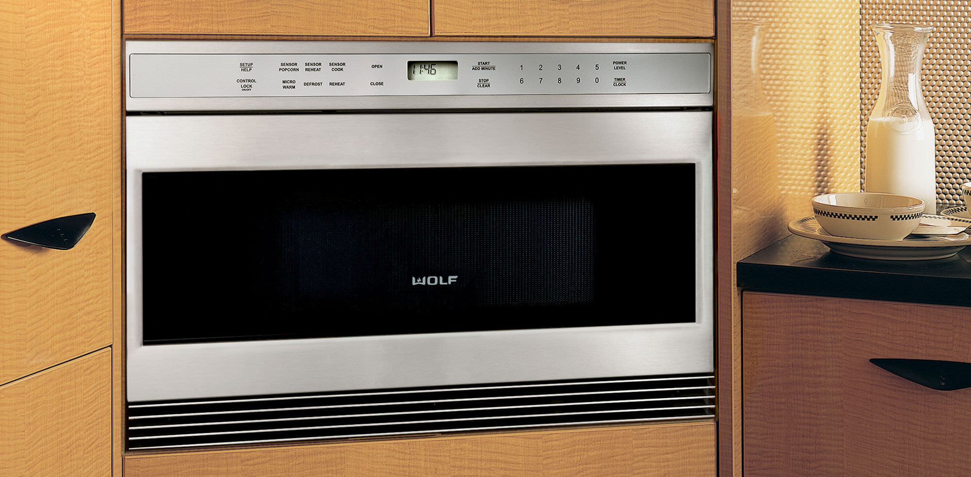 microwaves mobile appliance