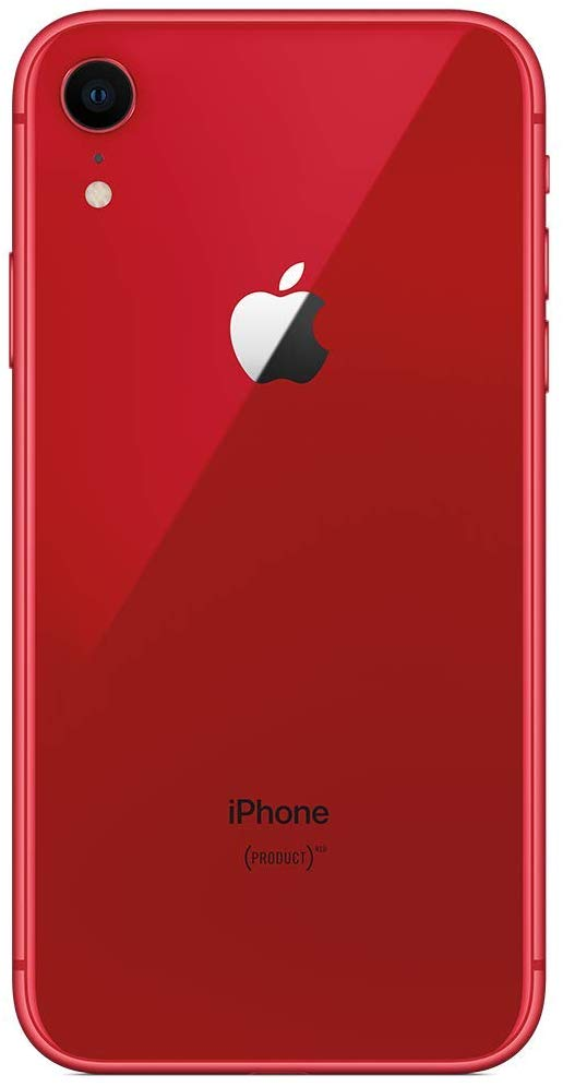 Apple iPhone XR, Red, Rear