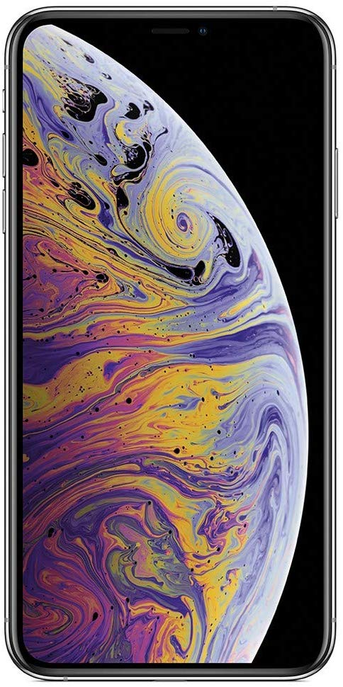 Apple iPhone XS Max, White, Front