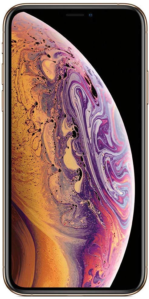 Apple iPhone XS, Gold, Front