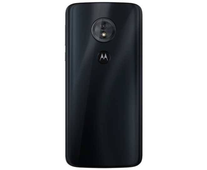 Moto G6 Play, Black, Back