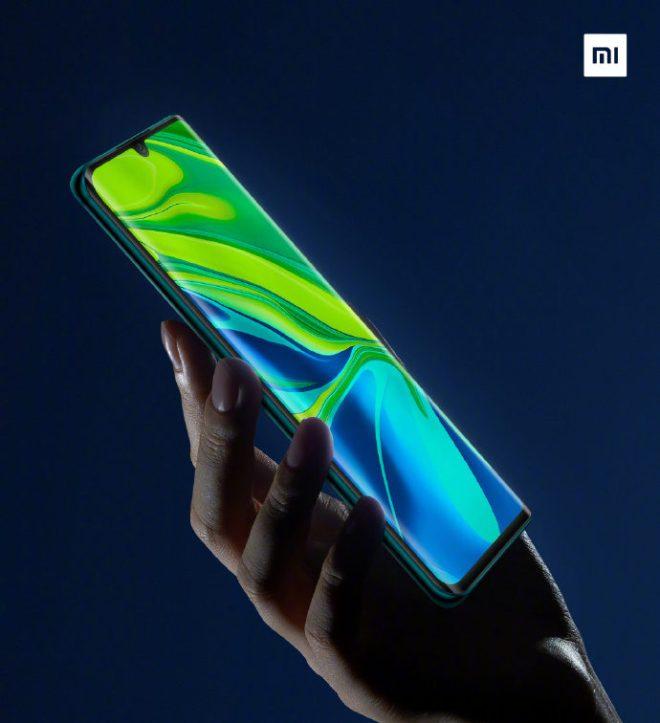 Xiaomi Mi CC9 Pro Display