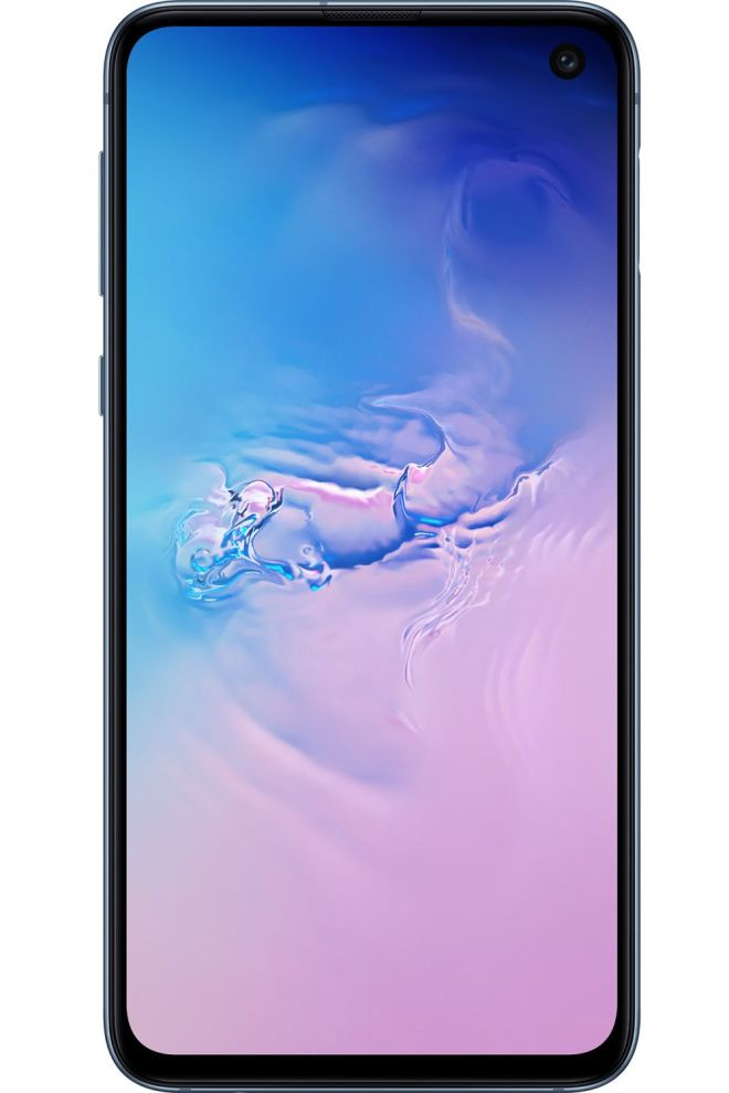Smartphone, Samsung Galaxy S10e, Blue