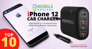 iPhone 12 Car Charger
