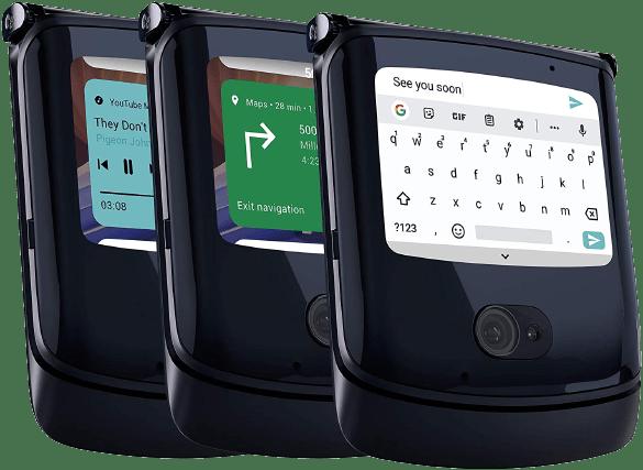 Motorola-smart-flip-phones