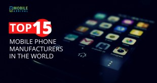 Top 15 Mobile Phone Manufacturers
