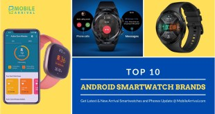 Android Smartwatch Brands