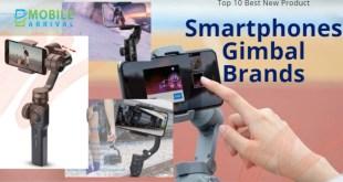 Smartphone Gimbal Brands