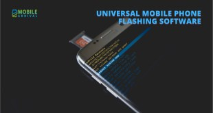 Universal Mobile Phone Flashing Software