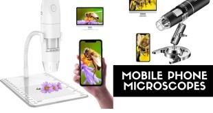 Mobile Phone Microscopes
