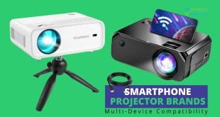 Smartphone Projector Brands