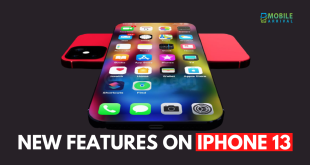 New Features On iPhone 13