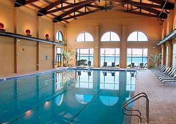 Portofino indoor pool
