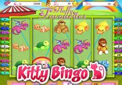 Fluffy Favourites mobile bingo sites kitty bingo