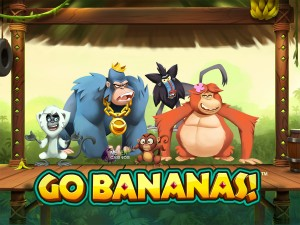 GO BANANAS SLOT at guts casino