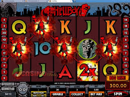 HELLBOY SLOTS AT ROXY PALACE
