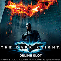 THE DARK KNIGHT SLOTS AT DAZZLE CASINO