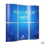 Fold-Up Cat Twist 5×2 секции 3660х2000 мм