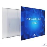 Press Wall Cat Long стенд