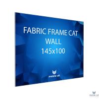 Текстильная рамка Fabric Frame Mobile Cat