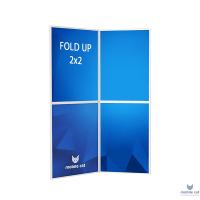 Fold-Up Cat 2×2 секции 1400х2000 мм