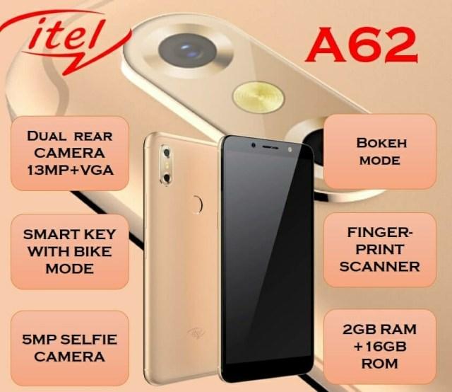 Itel A62