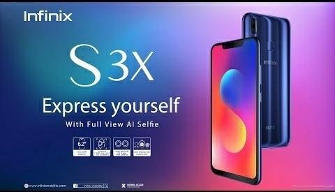 Infinix Hot S3X