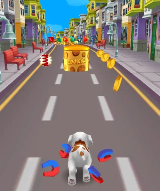 Dog Run Pet Dog Simulator Mod Apk