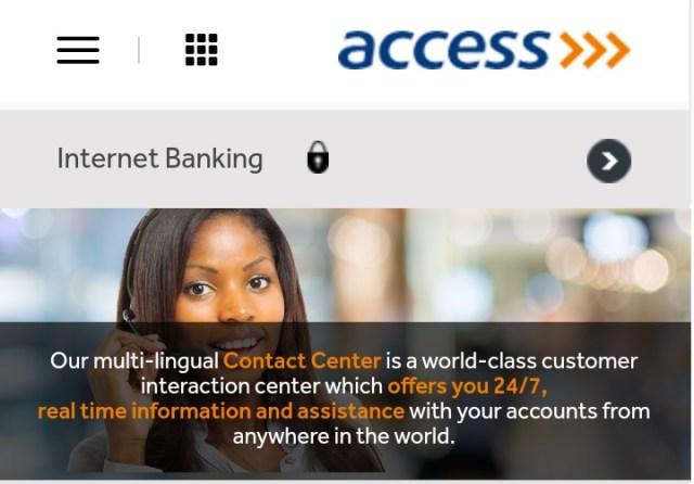 Access Bank Customer Care