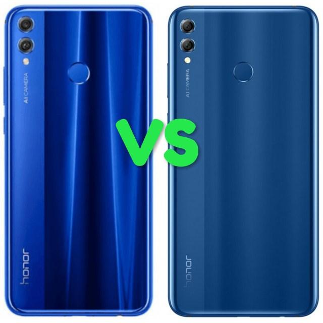 Huawei Honor 8X Vs 8X Max