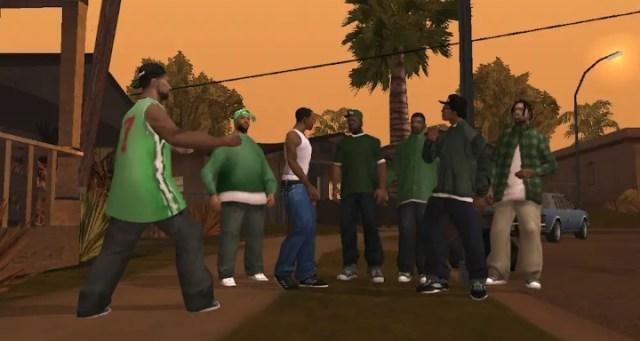 Grand Theft Auto San Andreas MOD APK