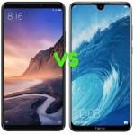 Xiaomi Mi Max 3 Vs Huawei Honor 8X Max