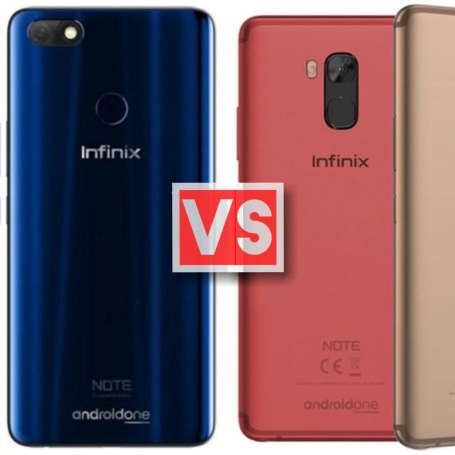 Infinix Note 5 Vs Note 5 Stylus