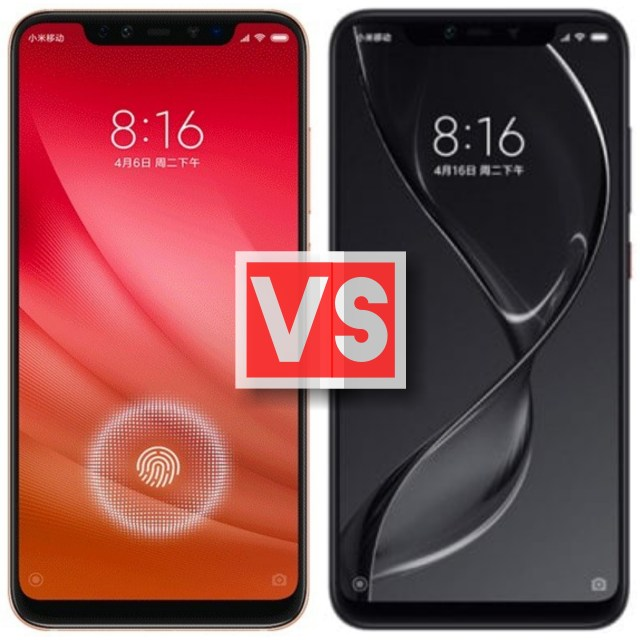 Xiaomi Mi 8 Pro Vs Mi 8 Explorer Edition