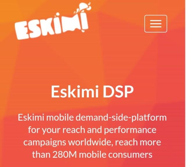 Eskimi DSP Ads