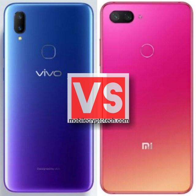 Vivo V11i Vs Xiaomi Mi 8 Lite