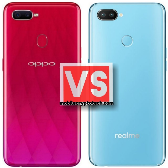 Oppo F9 Pro Vs Realme 2 Pro
