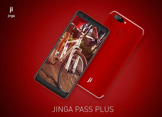 Jinga Pass Plus