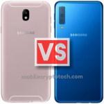 Samsung Galaxy J7 Pro Vs A7 2018