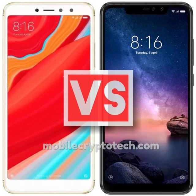 Xiaomi Redmi Y2 Vs Redmi Note 6 Pro