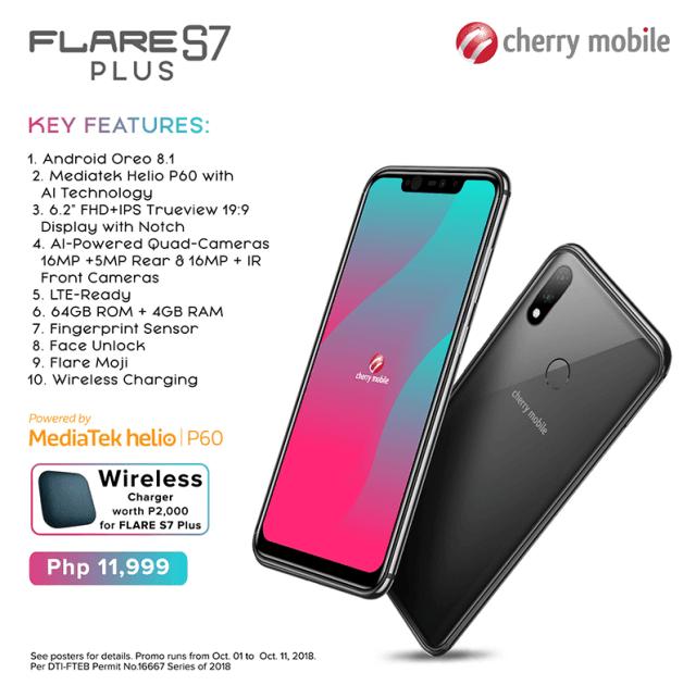 Cherry Mobile Flare S7 Plus