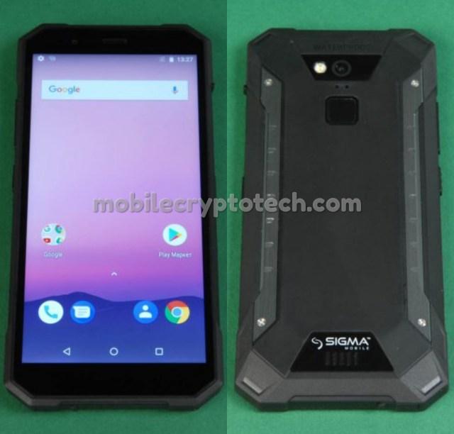 Sigma Mobile X-treme PQ53