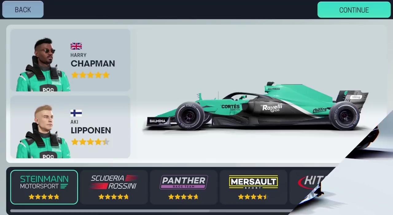 Motorsport Manager Mobile 3 MOD APK